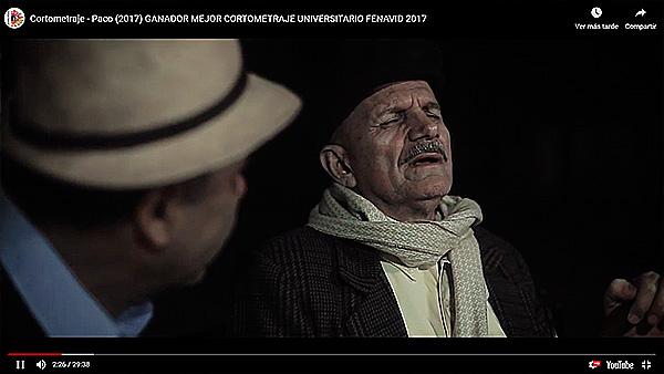 Cortometraje – Paco (2017)